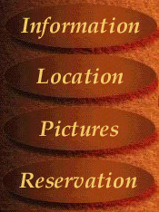 MENU: Information, Location, Pictures, Reservation